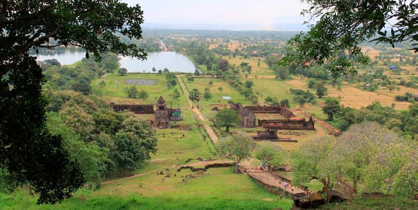 Laos Coffee and the Lord of Naga