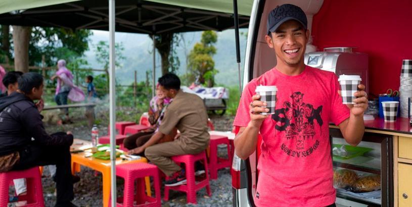 coffee retailers