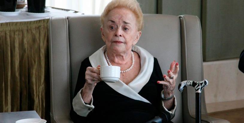 Erna Knutsen 1921-2018