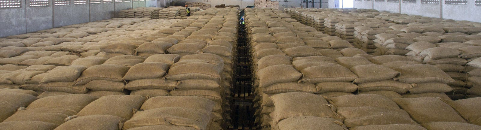 Shipping Coffee